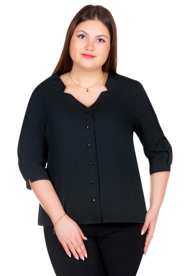 Блуза БР Sasha Черный