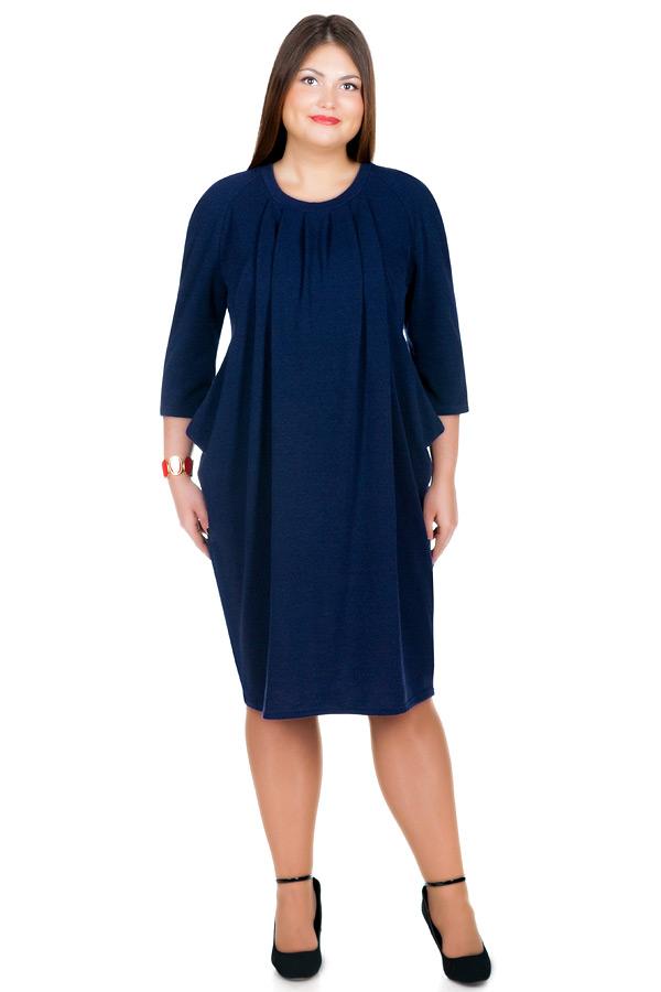 Платье БР Frederika Темно-синий