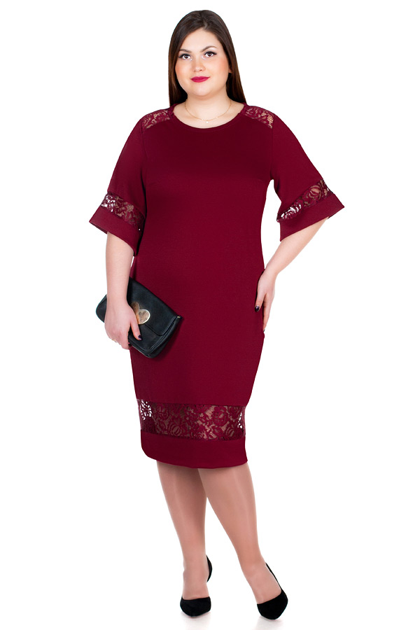 Платье БР Cher Бордо