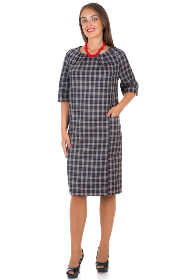 Платье БР Sharon Коричневый