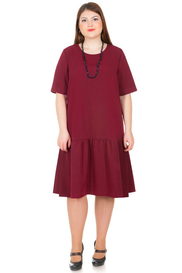 Платье БР Gabriella1 Бордо