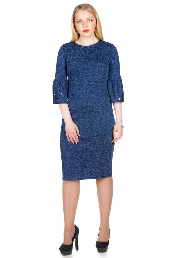 Платье МР Deta Темно-синий