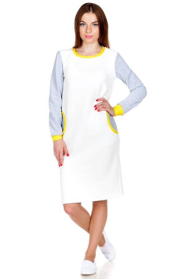 Платье МР Mivin Молочный