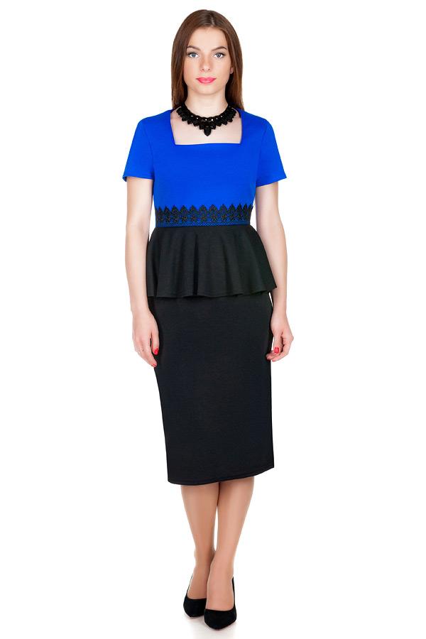 Платье МР Erica Василек