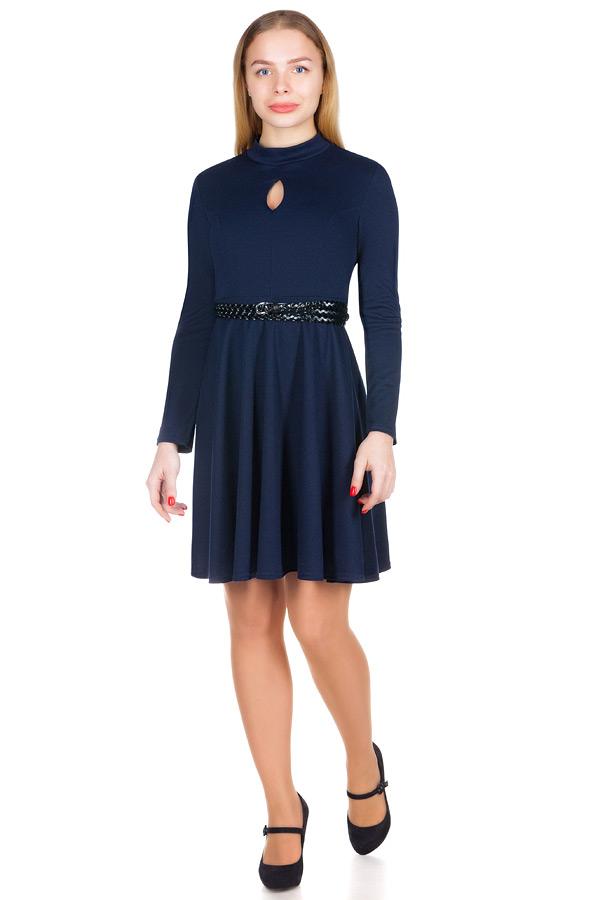 Платье МР Gretta Темно-синий