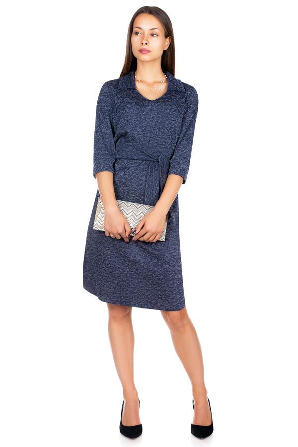 Платье МР Eila Темно-синий