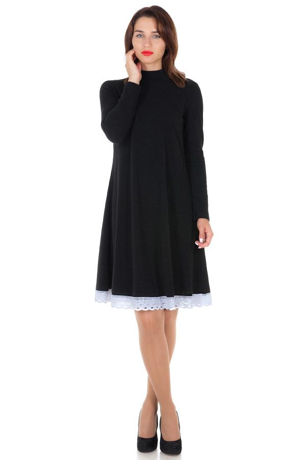 Платье Sandy Черный