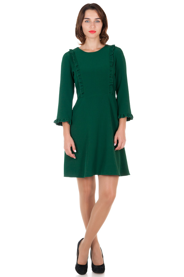 Платье Eleonora Зеленый