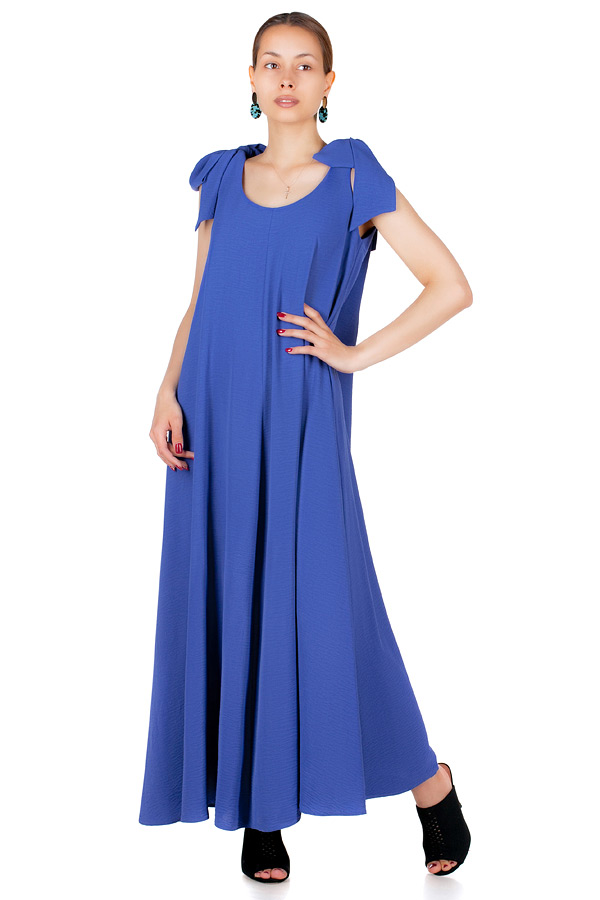 Платье МР Violca Темный василек