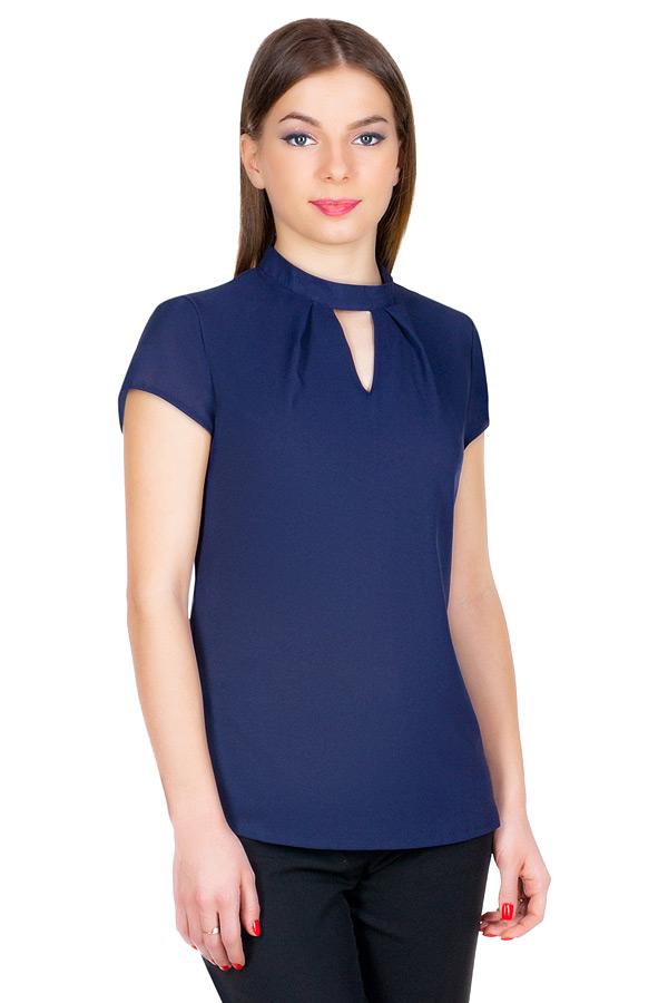 Блуза МР Ecol Темно-синий