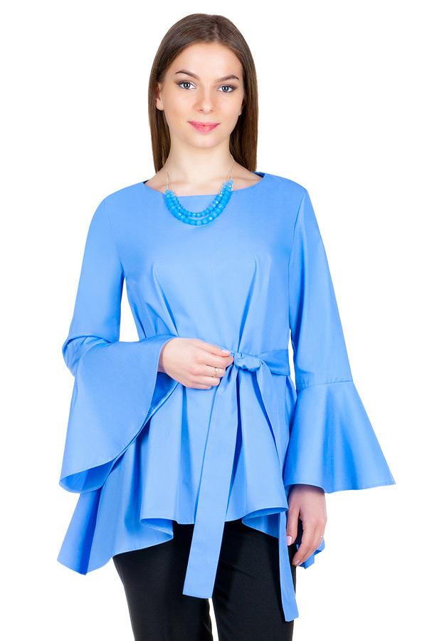 Блуза МР Joan Голубой