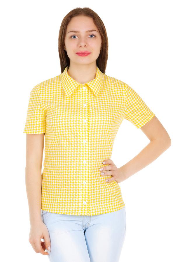 Рубашка Aurelia Желтый