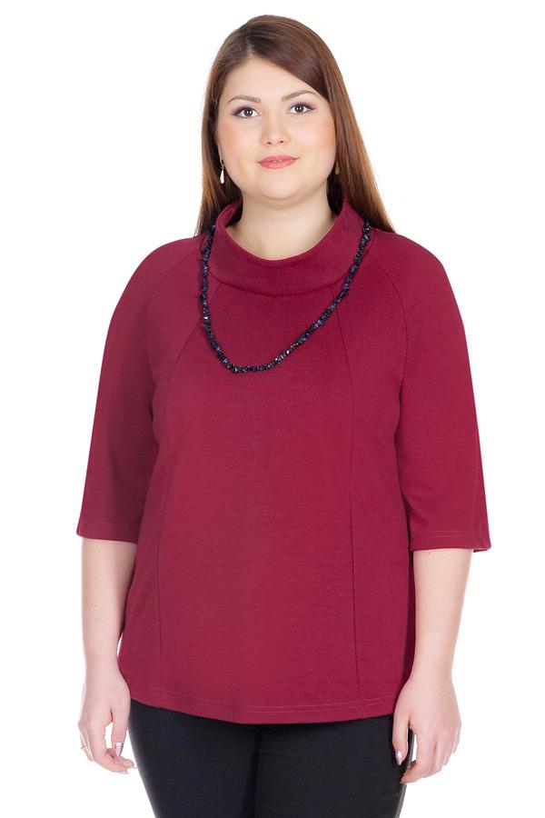 Блуза БР Rachel Бордо