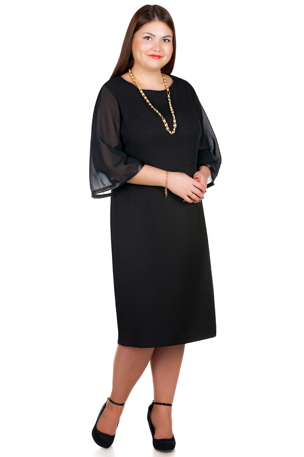 Платье БР Elvira Черный