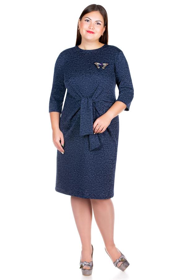 Платье БР Valdis Темно-синий