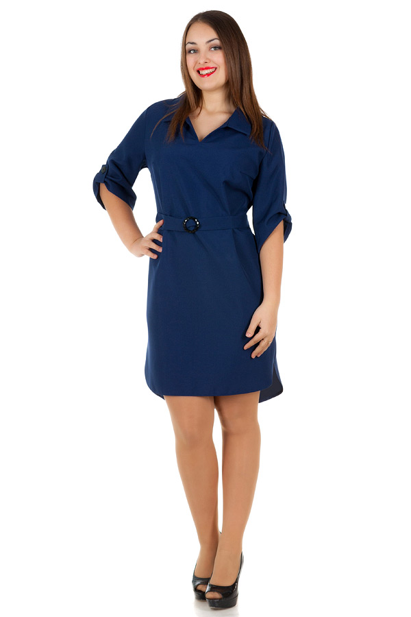 Платье БР Amelia Темно-синий