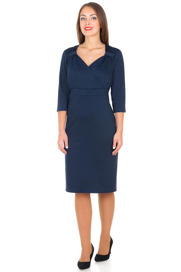 Платье БР Josephine Темно-синий