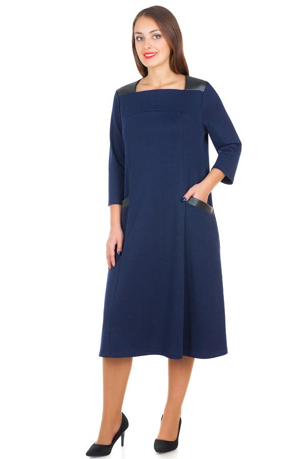 Платье БР Gemma Темно-синий
