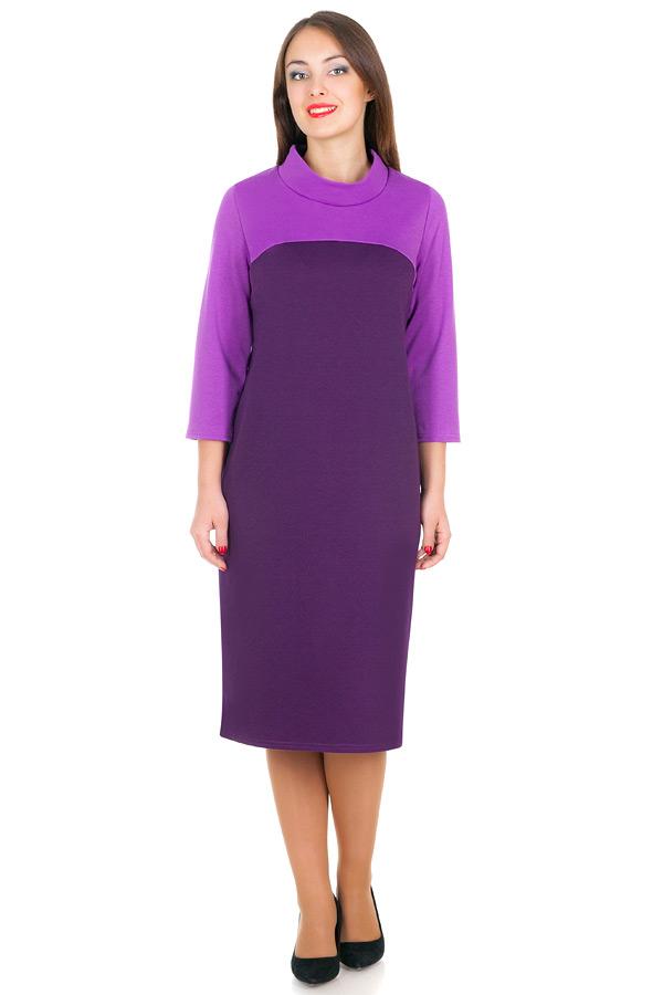 Платье БР Teresa Фиолетовый