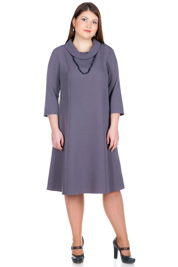 Платье БР Anastasia Серый