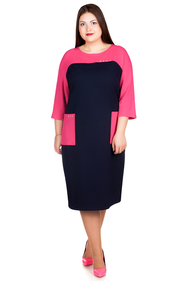 Платье БР Beth Малина