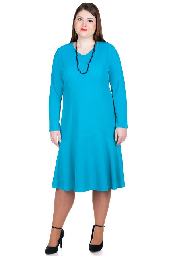 Платье БР Ophelia Бирюза