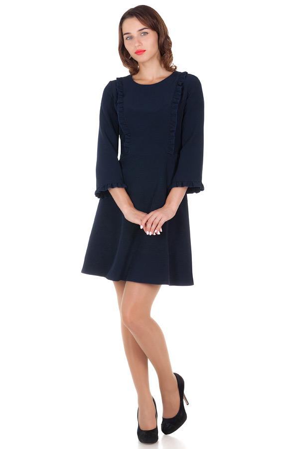 Платье Eleonora Темно-синий