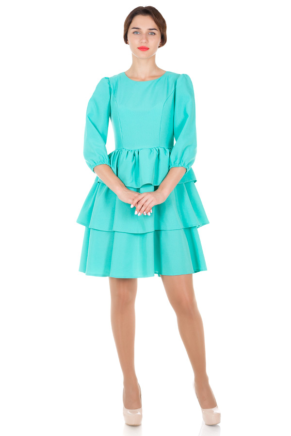 Платье Britney Мята