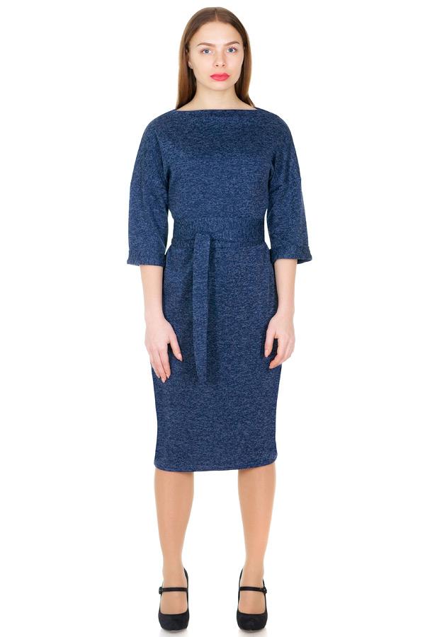 Платье МР Edison Темно-синий