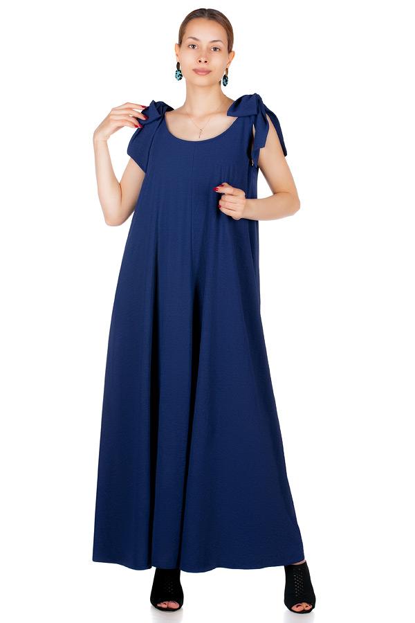 Платье МР Violca Темно-синий