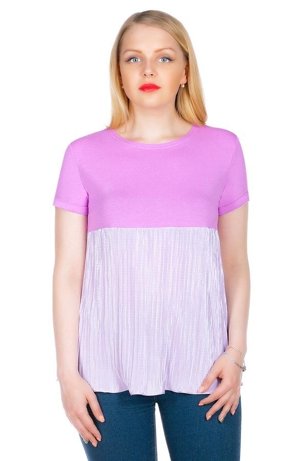 Блуза МР Itala Сирень