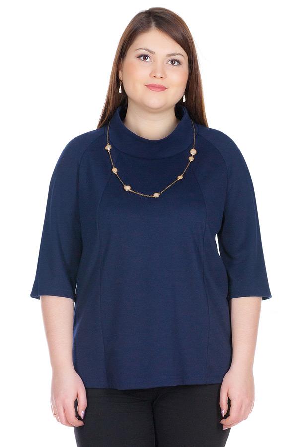 Блуза БР Rachel Темно-синий
