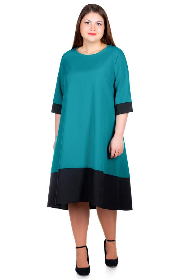Платье БР Gera Изумруд