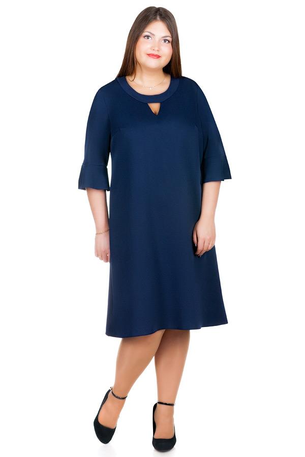 Платье БР Assol Темно-синий
