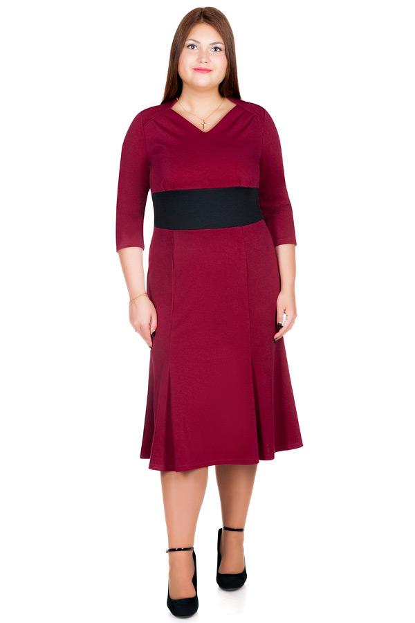 Платье БР Lira Бордо