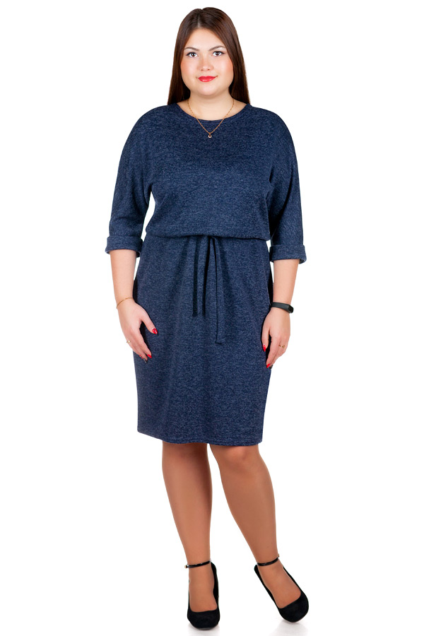 Платье БР Adelaide Темно-синий
