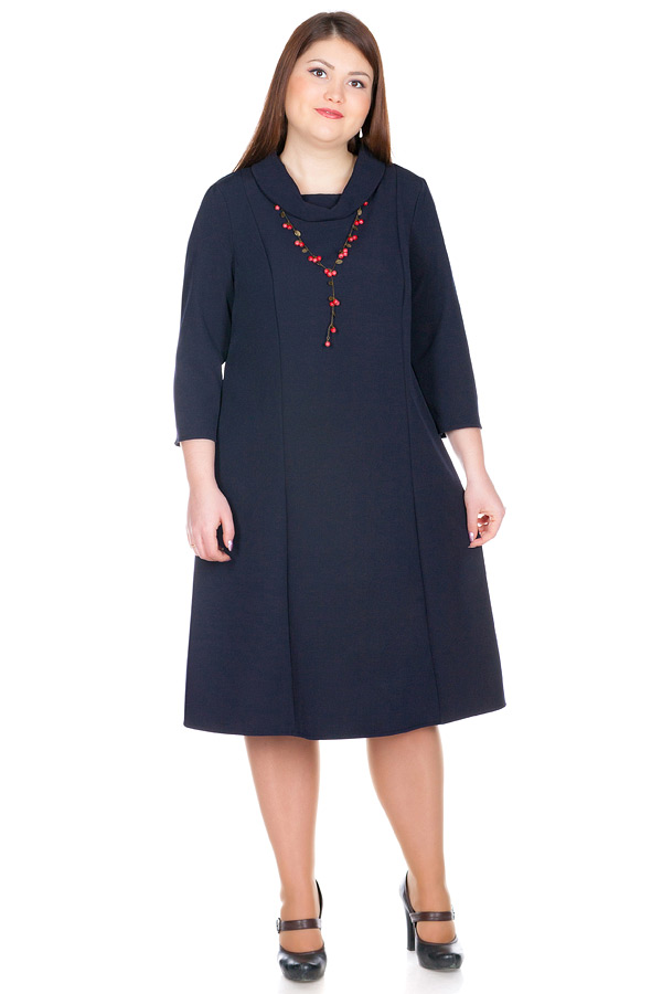 Платье БР Anastasia Темно-синий