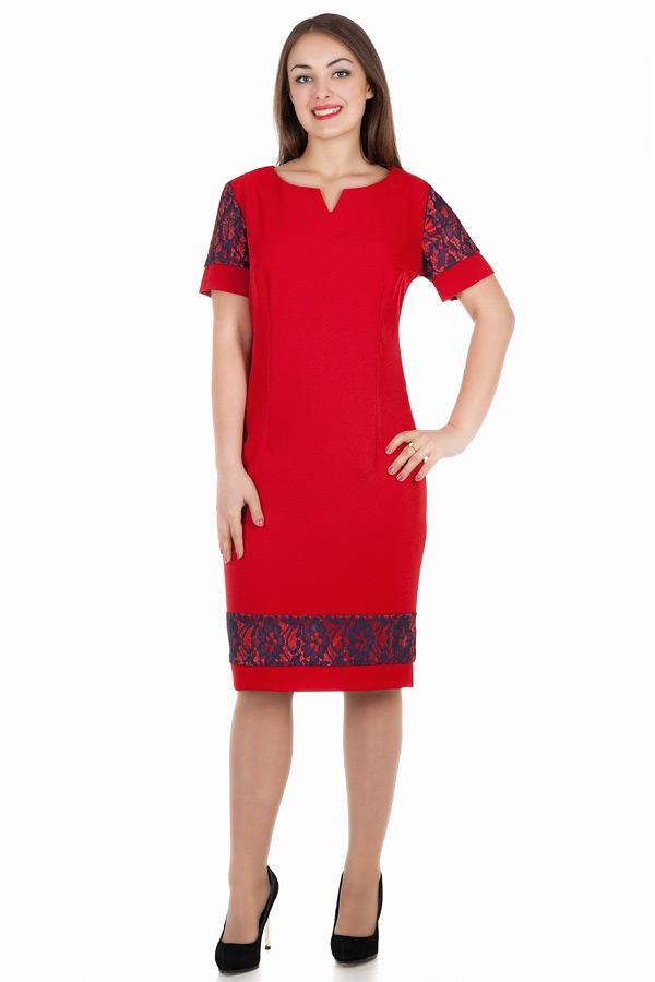 Платье БР Bridget Красный
