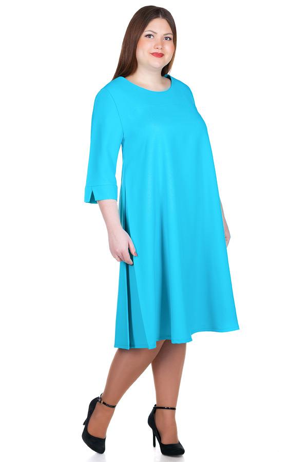 Платье БР Rocsana Бирюза