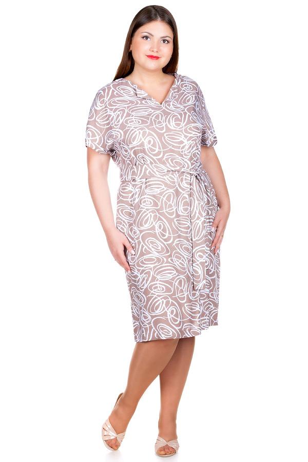 Платье БР Flora Беж