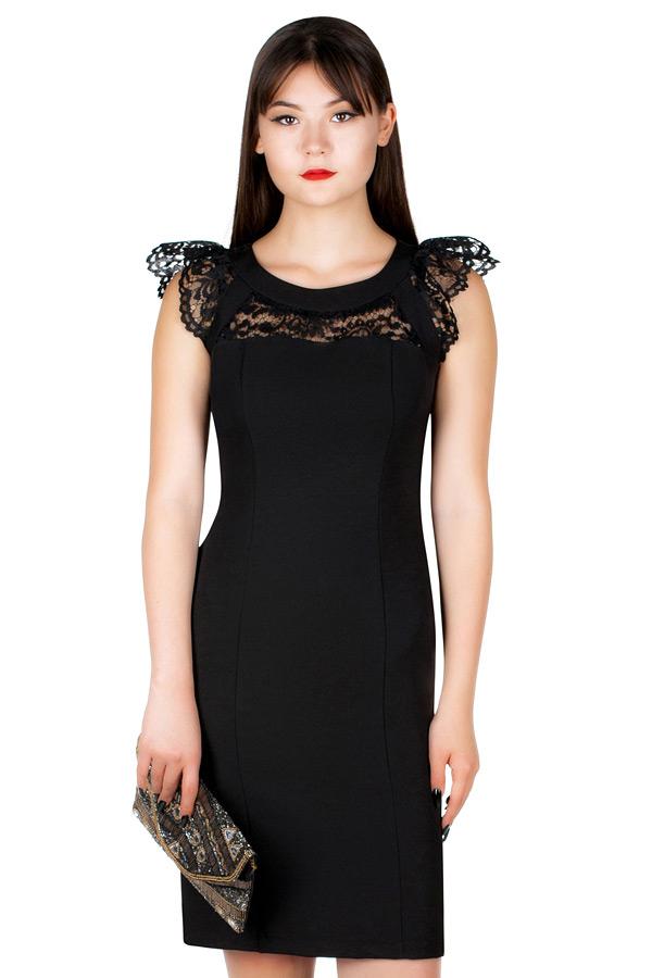 Платье МР Kait Черный