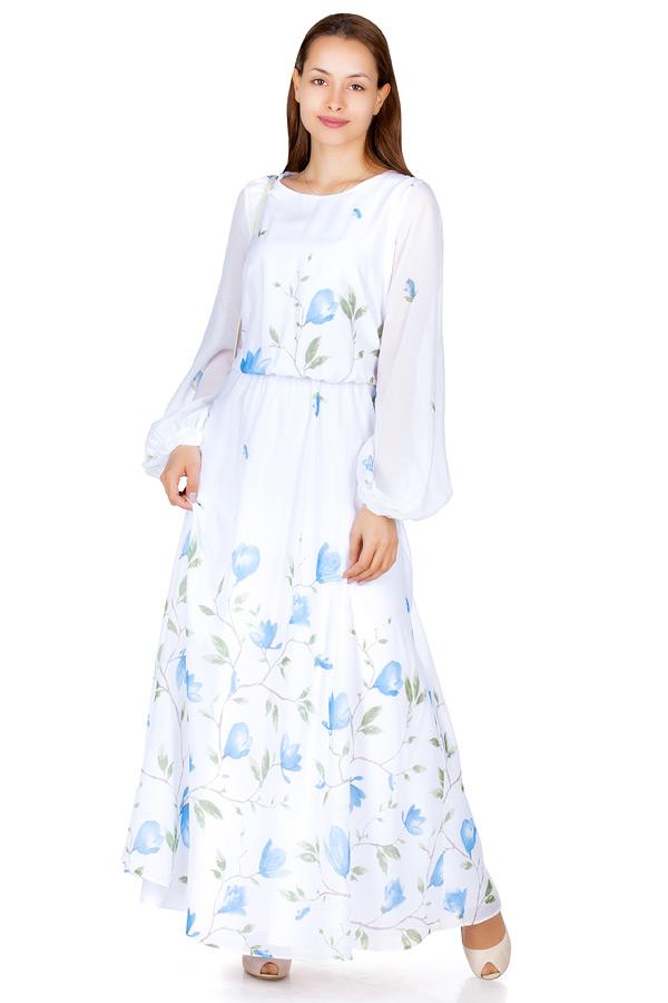 Платье МР Jolenda Голубой