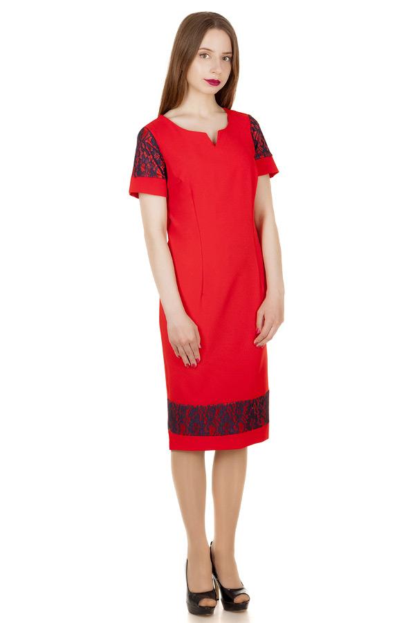 Платье Bridget Красный