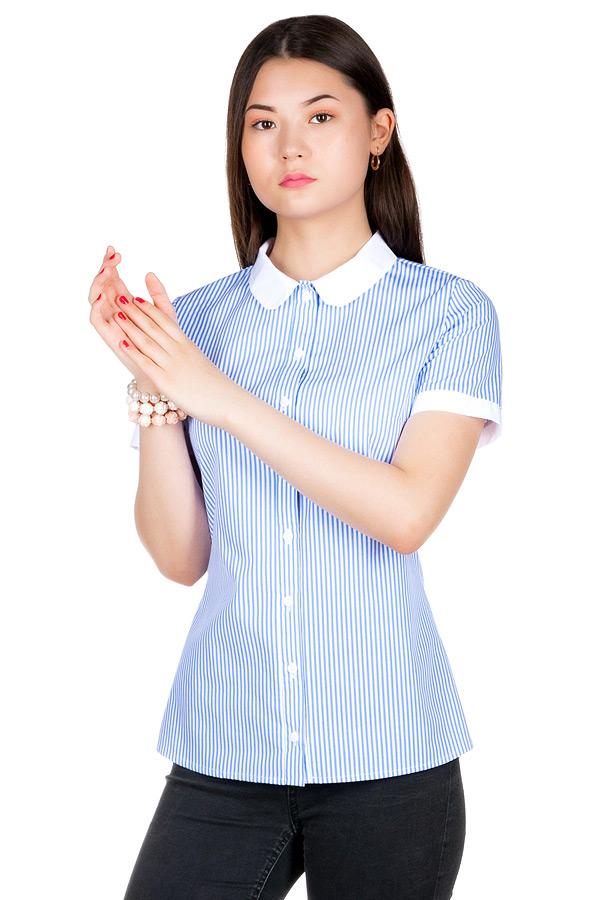 Рубашка МР Rozetta Голубой