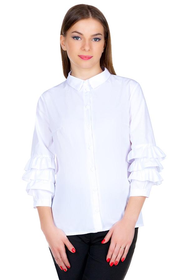 Блуза МР Tesia Белый