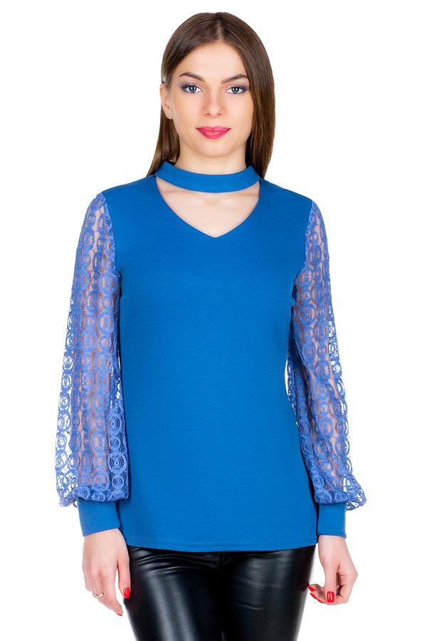 Блузка МР Helly Голубой