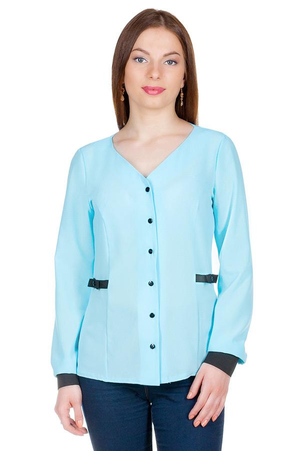 Блуза МР Jessie Голубой