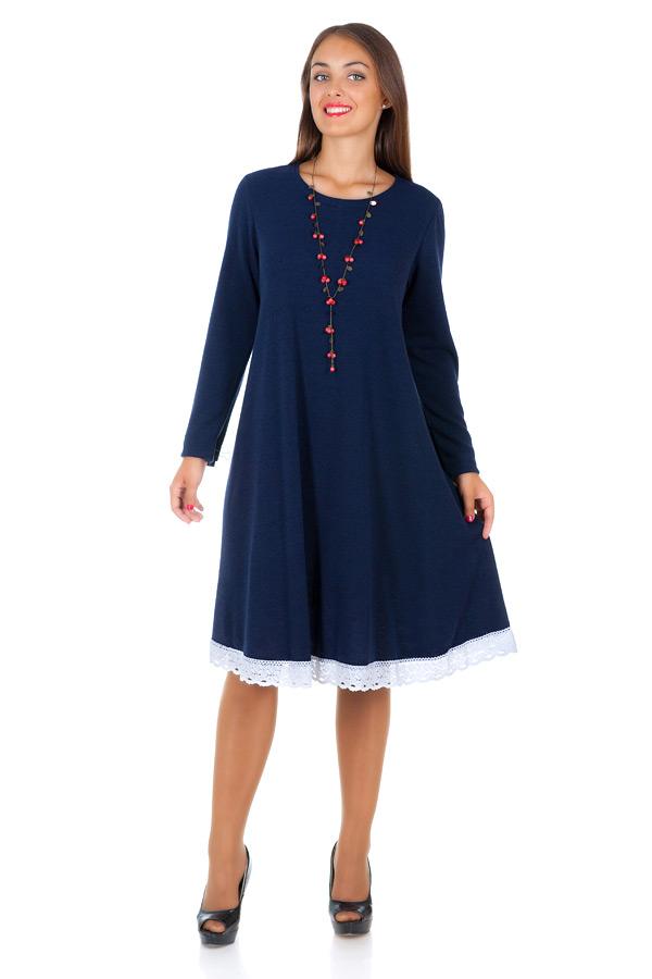 Платье БР Audrey Темно-синий