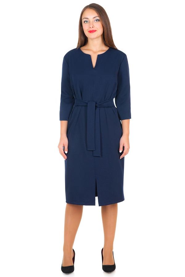 Платье БР Nataly Темно-синий