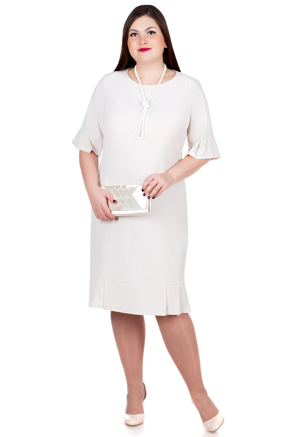 Платье БР Sissi Молочный